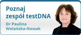 Zespół testDNA