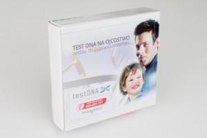 Zestaw do testu DNA na ojcostwo