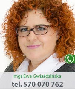 mgr. Ewa Gwiaździńska