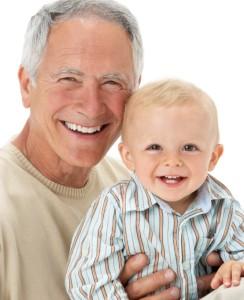 Badanie pokrewieństwa potwierdza czy wnuk jest spokrewniony z dziadkami.