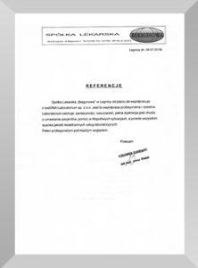 """Spółka Lekarska """"Biegunowa"""""""