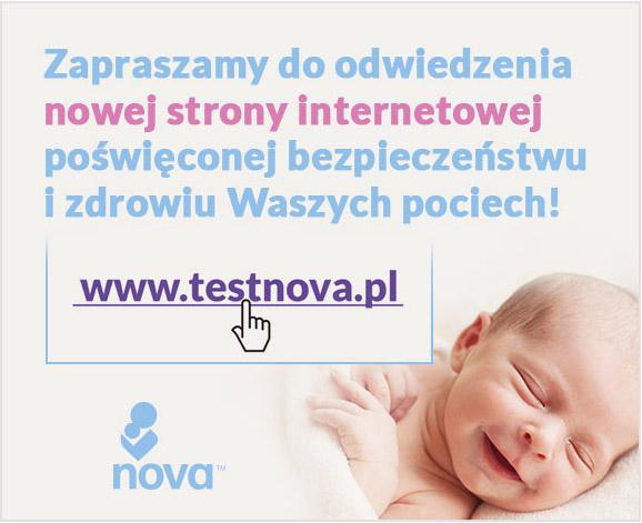 test NOVA - mukowiscydoza