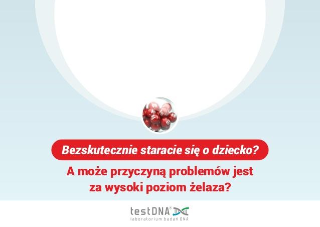 Niepłodność w hemochromatozie