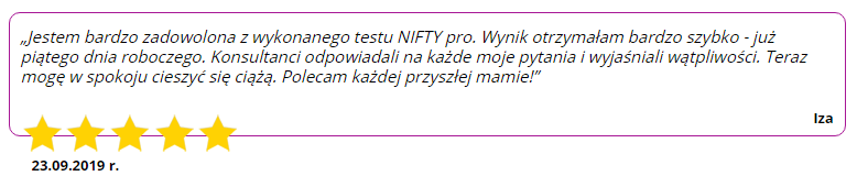 test nifty opinie