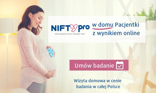 Test NIFTY pro w domu Pacjentki