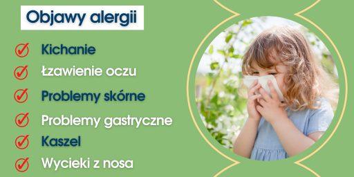 testy alergiczne, badania w kierunku alergii